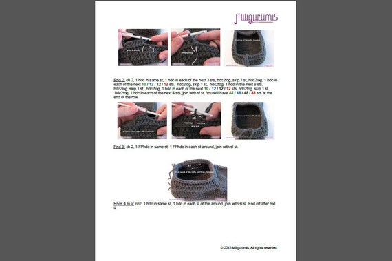 Pattern For Tiger 1 Tank Panzer Crocheted Slippers Etsy