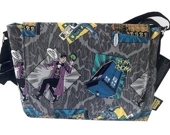 5e366265366f Geeky messenger bag Game of Thrones GOT Bags and