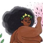 Dike, Goddess of Moral Justice Print - Hand-Illustrated