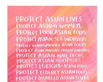 Stop Asian Hate - Digital Download