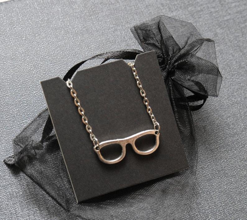 2896c91fd4 Kingsman necklace Eggsy Unwin   Harry Hart glasses on a