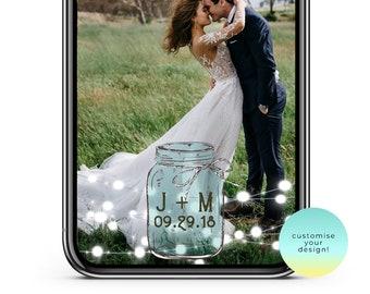 Wedding Geofilter, Snapchat Geofilter, Custom Geofilter, Wedding Snapchat, Snapchat Filter Wedding Snapchat Geofilter Custom Geofilter