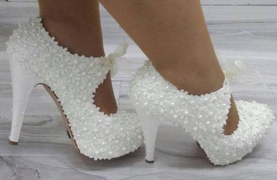 wedding shoes bridal shoes bride shoes bridesmaid shoes etsy