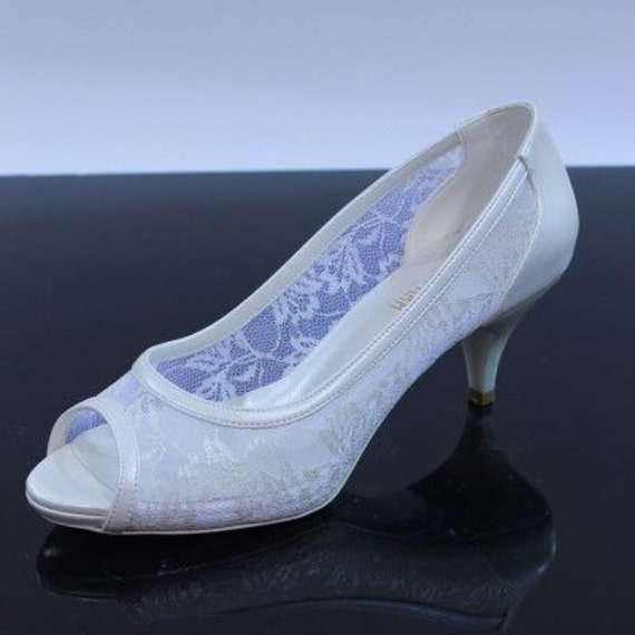 da275ed07154 Wedding shoes Bridal shoes Handmade GUIPURE Lace Bridal