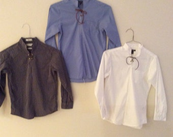 8bfed34bdaa55 Boys s Pioneer Re-made Laced or Button Shirts