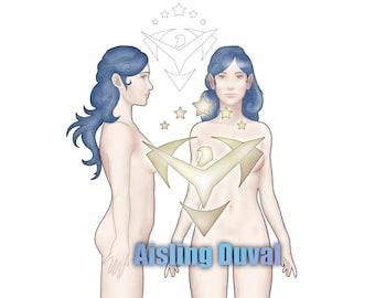 Aisling Duval fanart