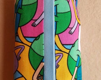 Adventure Time inspired travel tissue holder
