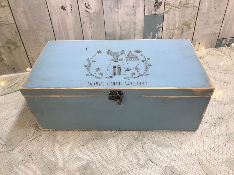decoret une boite a bijoux en bois