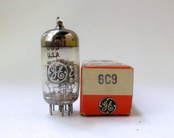 GE 6C9 vacuum tube