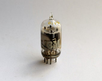 IBM 6211A vacuum tube - International Business Machines  part number 252551 - made by General Electric