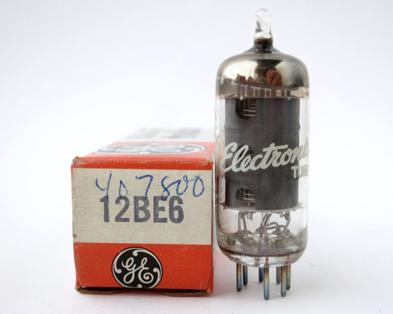 RCA 35W4 vacuum tube for All American 5 tube table radios original box new old stock