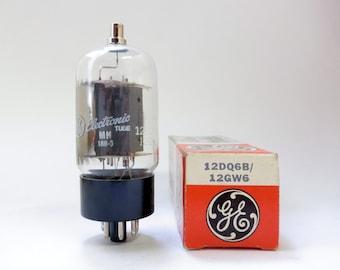 GE 12DQ6B / 12GW6 vacuum tube