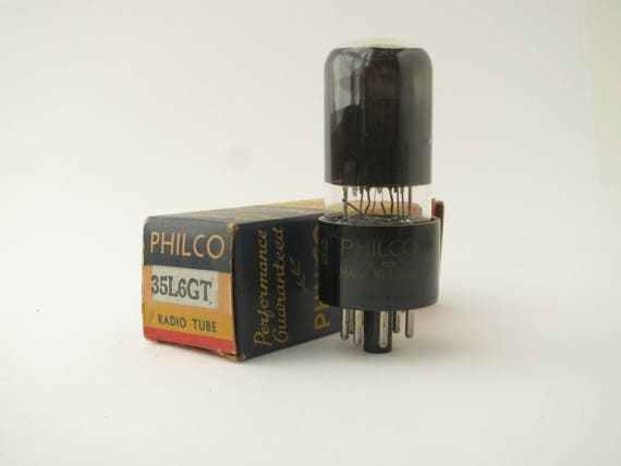 Available 5 Sylvania Philco 5Y3 GT  Vacuum Tube