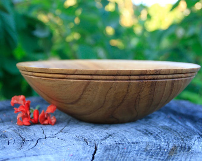 Chestnut Single Serving Bowl