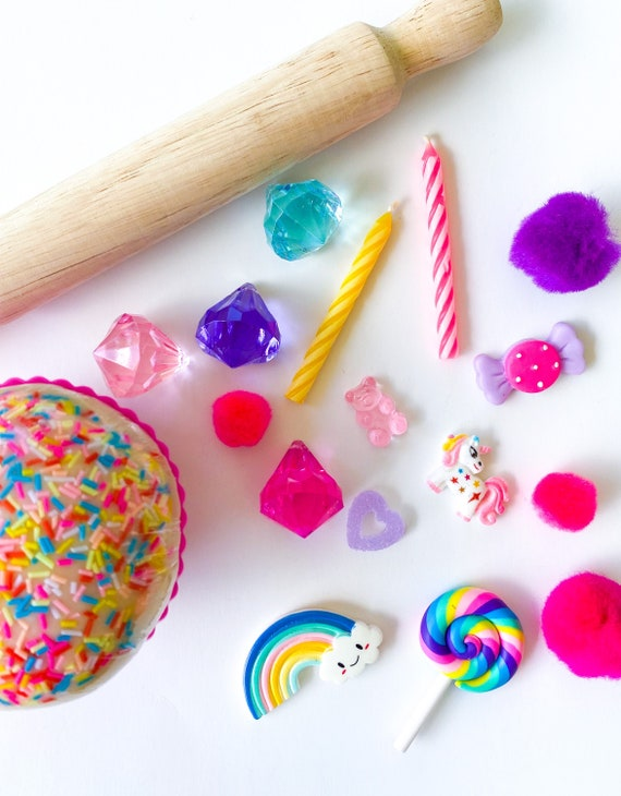 Birthday Party Favors (Minimum 4) | Playdough Sensory Kit | Birthday Favors | Party Favor