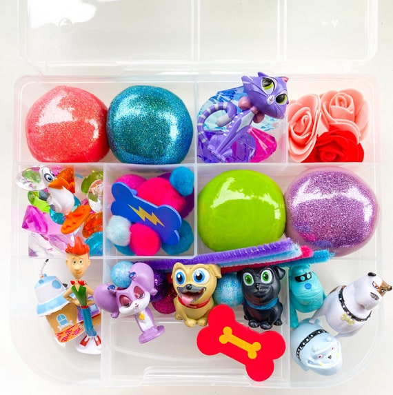 Puppy Dog Pals Signature Play Dough Sensory Kit  Playdough