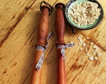 Spurtle - Scottish porridge stirrer