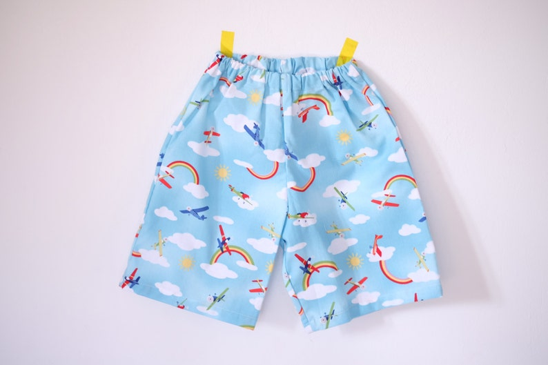 shorts for little boys. pants. bermuda shorts. baby boys. image 0