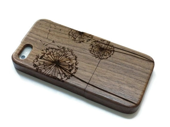 best service c4446 58425 wooden iphone 5 case / iphone 5S case wood - wood iphone 5 case cherry wood  - Dandelion