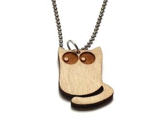laser cut jewelry - Lasercats - Tiny