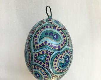 Paisley Egg 002