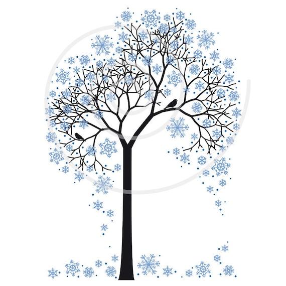 Tree Winter clip art pictures best photo