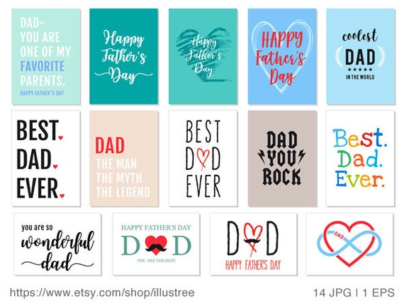 photograph regarding Father's Day Printable Card named 14 Fathers working day playing cards, printable fathers working day card, excellent father at any time, satisfied fathers working day, printable card, Do it yourself, 5x7, JPG, EPS, prompt down load