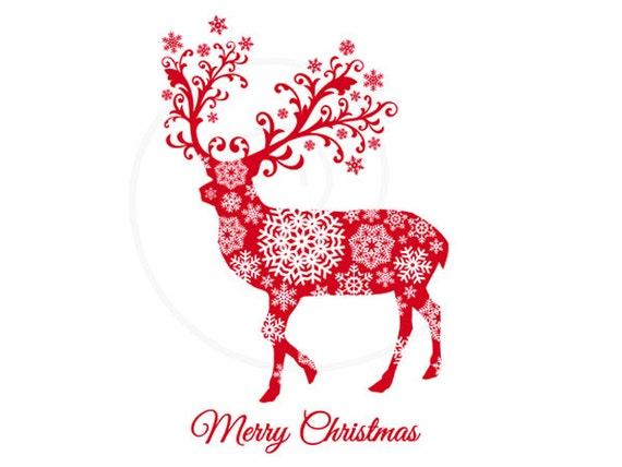printable christmas card christmas print digital print etsy