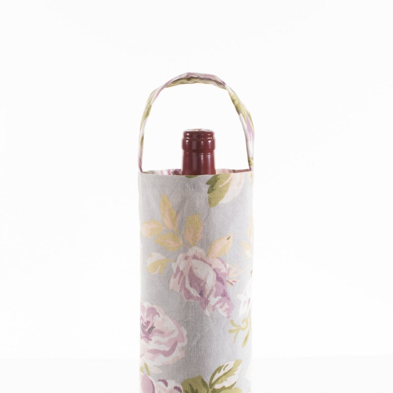 Sustainable Fabric Wine Gift Bag