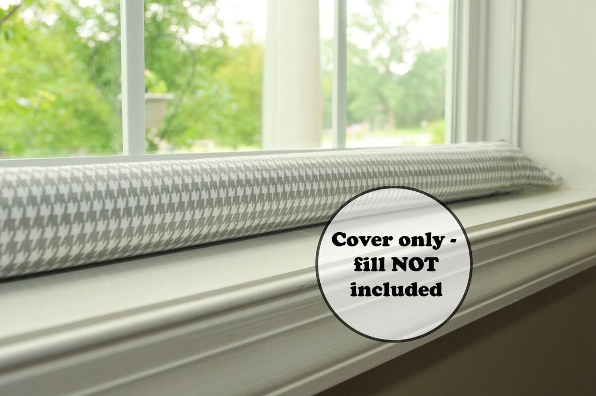 Custom Size Door Draft Stopper Cover Empty Window Snake Etsy