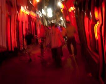 Amsterdam Redlight Hallucinations