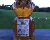 Pure Honey, 6 oz squeeze bottle