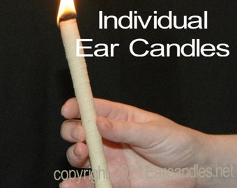 Individual Ear Candles