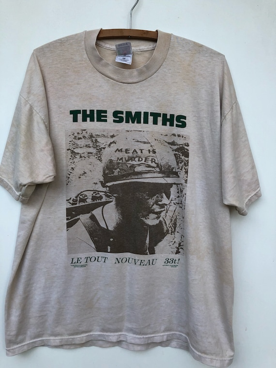 Vintage 1990s / The Smiths / Morrissey / Meat is M