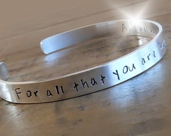 Personalised Silver Bangle, Personalised Bangle with Names, Bracelet with Message, Childrens Names Bangle, Engraved Both Sides, Silver Cuff