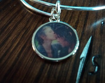 Carol Daryl The Walking Dead bangle
