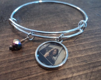 The Walking Dead expandable bangle Maggie