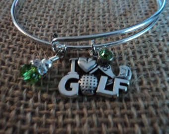 golf bangle