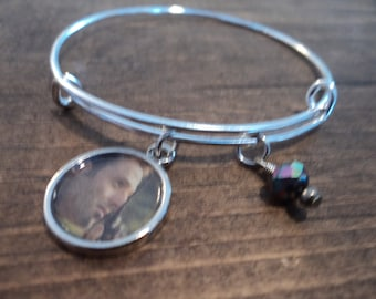 The Walking Dead expandable bangle Rick