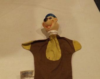 Antique Vintage Knickerbocker Yogi Bear Hand Puppet