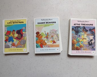 The Berenstain Bears Story Cards