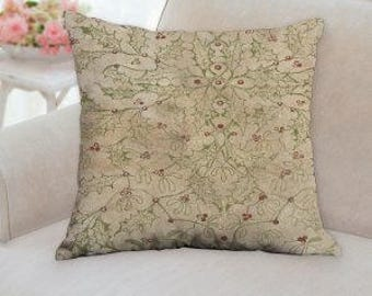 Rustic Country Christmas Pillow