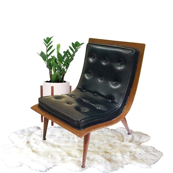 Incredible Mid Century Modern Scoop Chair Bent Wood Lounge Chair Original Gmtry Best Dining Table And Chair Ideas Images Gmtryco