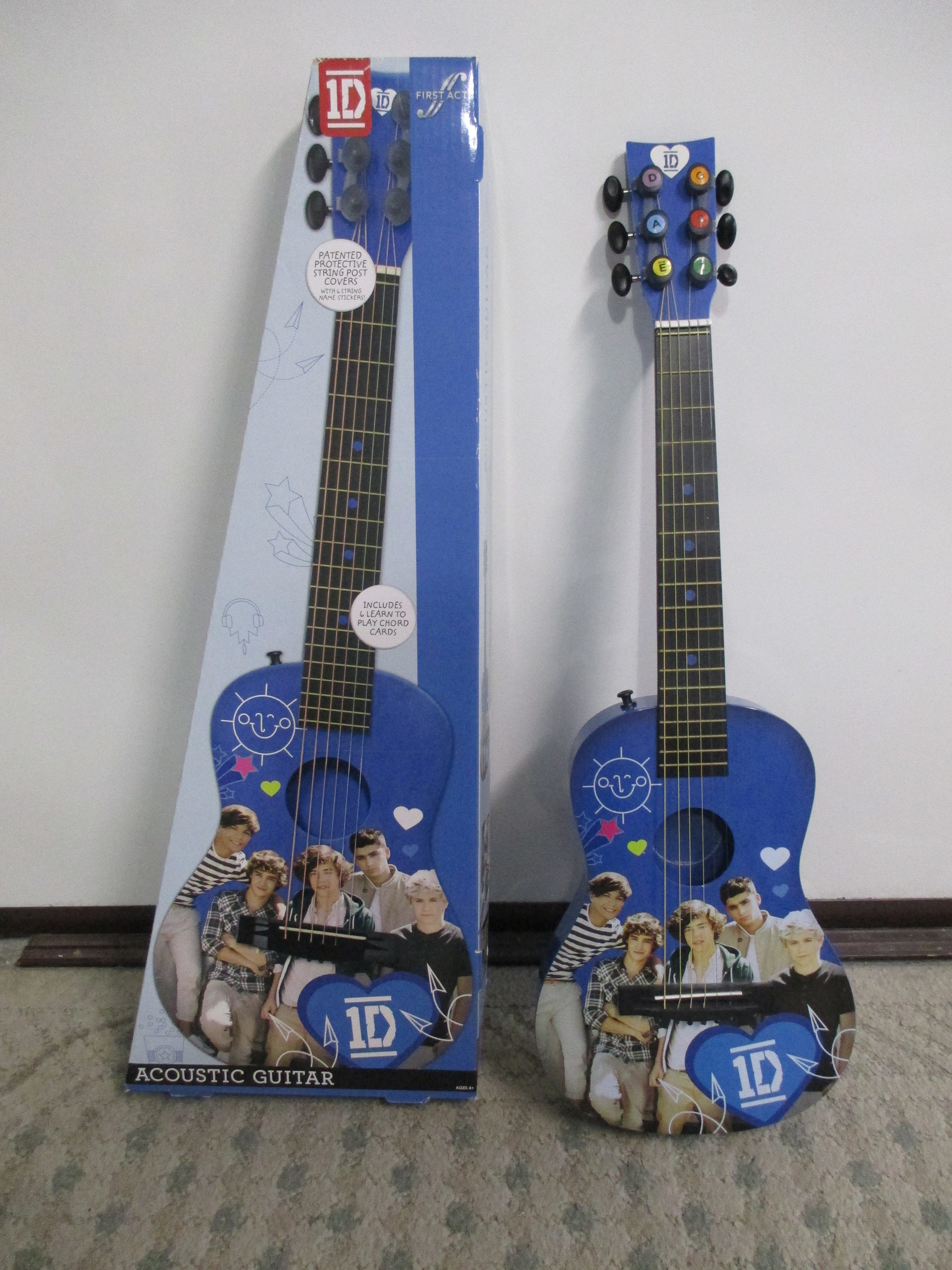 One Direction Acoustic Guitar Excellent Condition Etsy