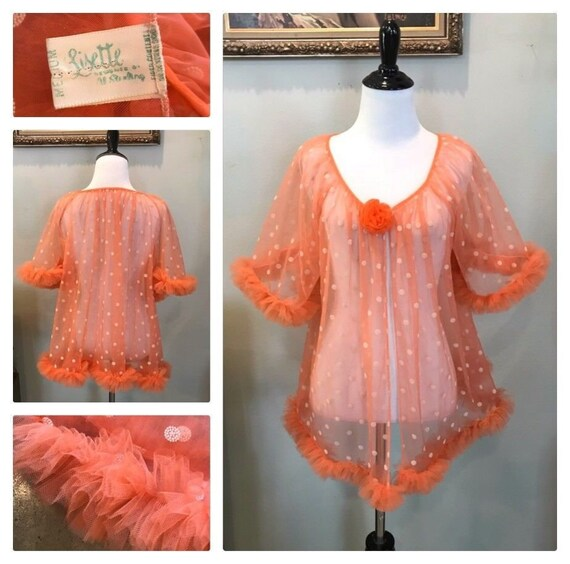 e31bb7ea4d4b Vintage 50s 60s Pink LISETTE Polka Dot Pin Up Mod Sweep