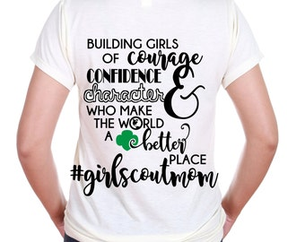 Girl Scout MOM Design