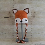Girl Fox Hat