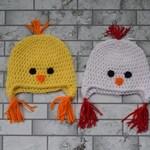 Chicken Hat  - Rooster Hat