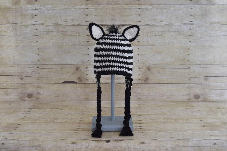 Zebra Hat image 0