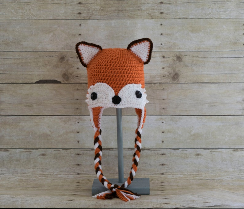 Girl Fox Hat image 0